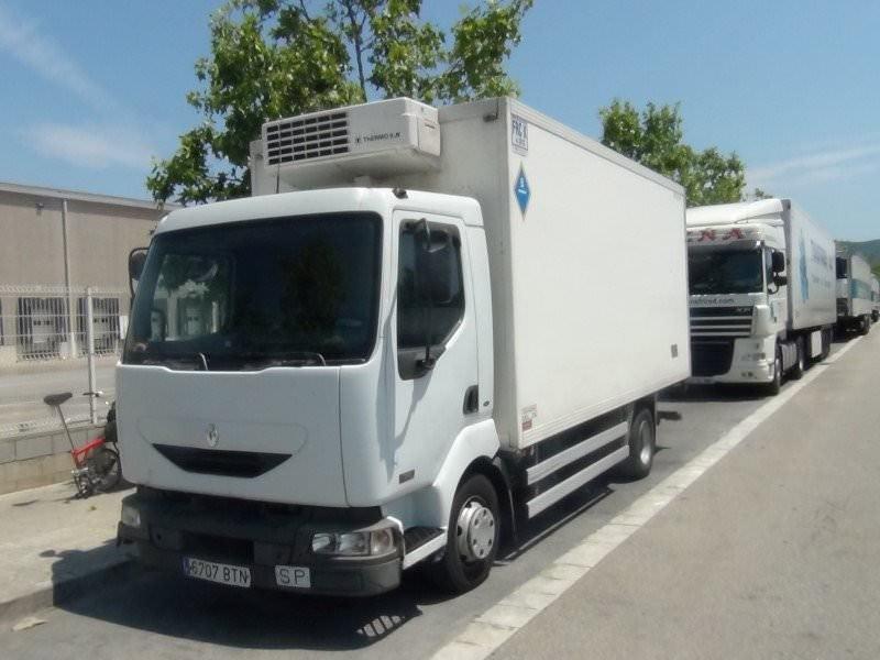 Tasación camión refrigerador