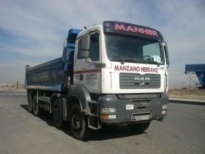 Tasación de un camión