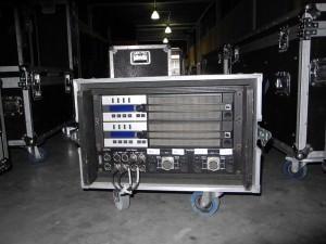 Rack Amplificador LA8