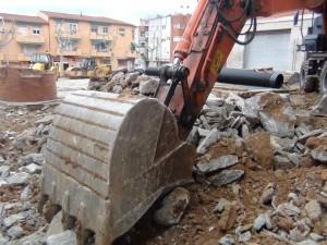 Peritaje maquinaria de obras públicas