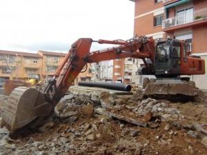 Tasación de máquinas excavadoras