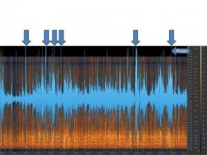 Análisis certificación sonido