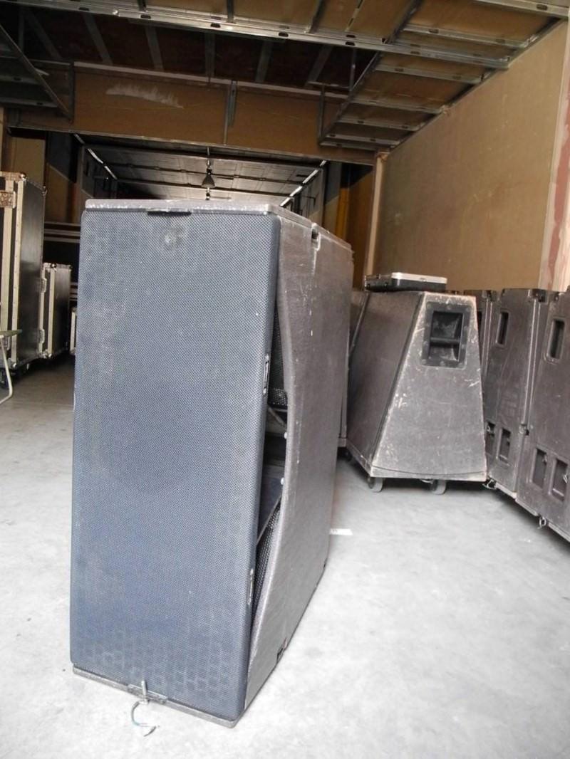 Altavoz Kudo, L-Array de L-Acoustics