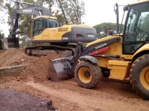 Peritajes excavadoras