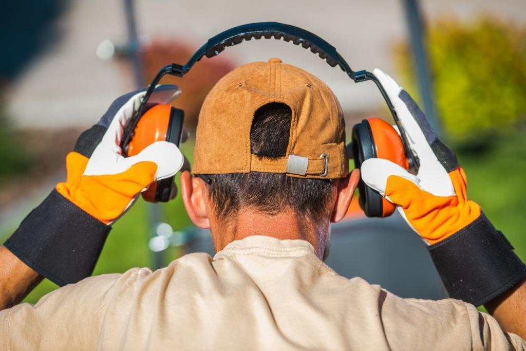control riesgos laborales ruido