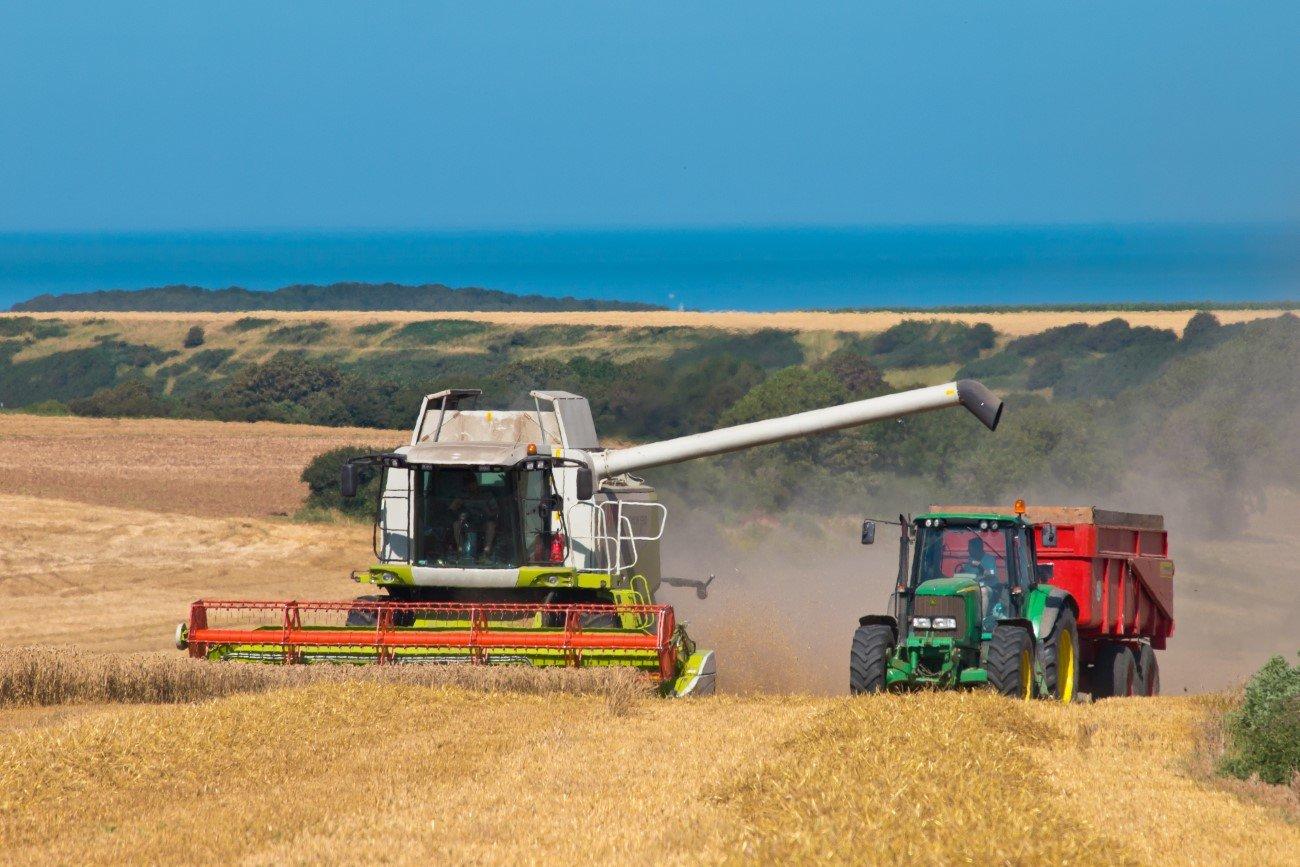 Tasación de tractores