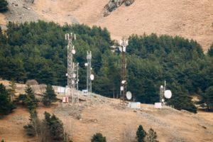 Antenas telefonia movil